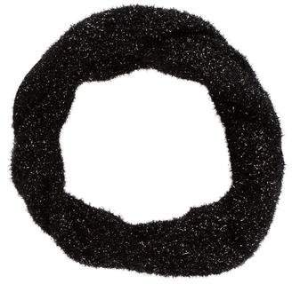 Calvin Klein Collection Glitter Knit Snood