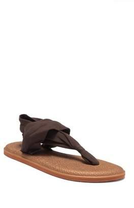 Sanuk Yoga Sling 2 Metallic LX Sandal