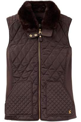 Joules Inverness Quilted Vest