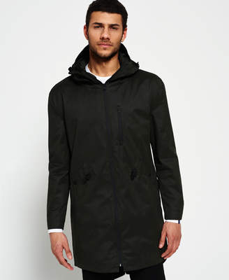 at Superdry Superdry Aviator Parka Jacket