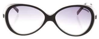 Missoni Resin Round Sunglasses