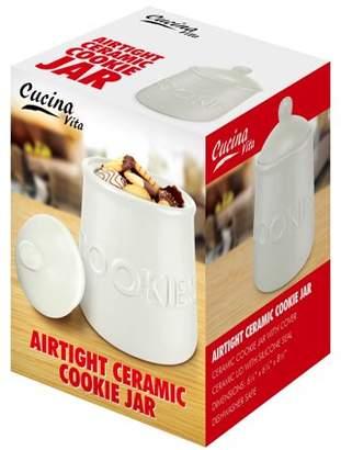 Cucina Vita Airtight Ceramic Cookie Jar