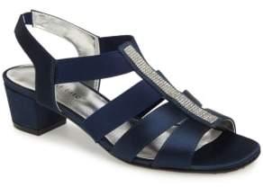 David Tate Eve Embellished Sandal