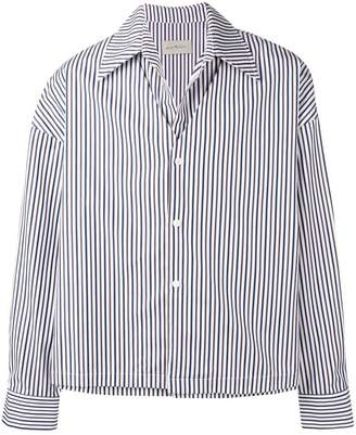 Ne.Sense layered stripe shirt