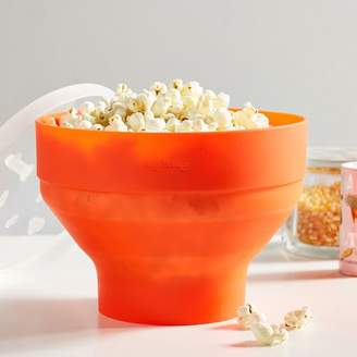 Pottery Barn Teen Lekue Silicone Popcorn Maker, Red