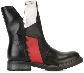 Diesel star patch boots $233.69 thestylecure.com