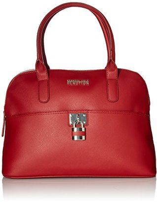 Kenneth Cole Reaction Tourist Dome Satchel $51.60 thestylecure.com