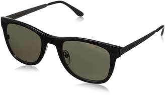 Carrera CA5023S Wayfarer Sunglasses, Interchangeable cover
