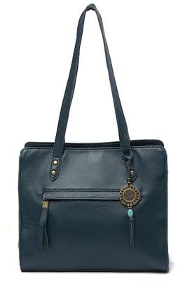 The Sak COLLECTIVE Alma Leather Satchel
