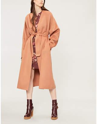 Zimmermann Unbridled wool coat