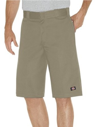 "Dickies Men's 13"" Relaxed Fit Multi-Pocket Work Short"