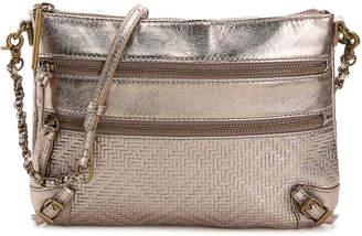 Elliott Lucca Messina Leather Crossbody Bag - Women's
