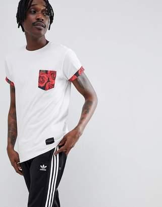Criminal Damage Vale Pocket T-Shirt