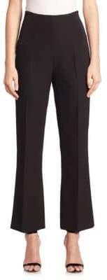 Altuzarra Norton Virgin Wool Cropped Flare Pants