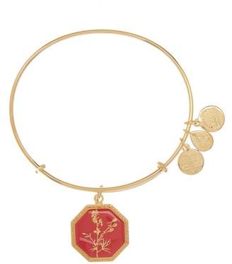 Alex and Ani Neptune's Protection Wire Bangle