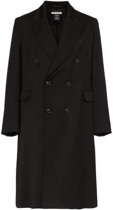 Our Legacy contour double-breasted coat