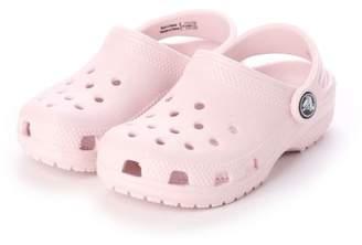 Crocs (クロックス) - LOCONDO クロックス crocs 204536 クラシック キッズ (ピンク)