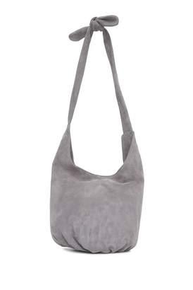 THACKER La Paz Suede Shoulder Bag