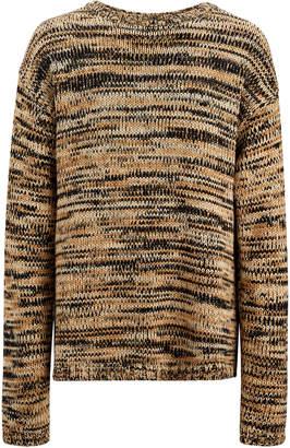 Oversize Chunky Mouline Knit