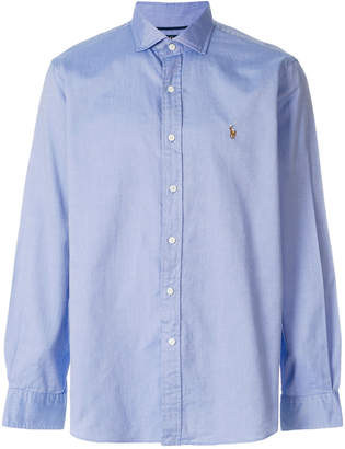Polo Ralph Lauren embroidered logo shirt