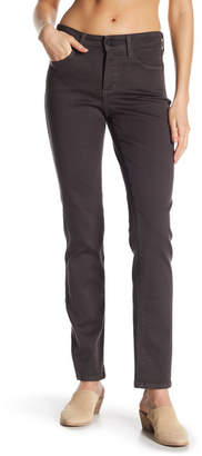 NYDJ Sheri Stretch Twill Slim Leg Pants