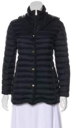 Ralph Lauren Quilted Down Jacket Navy Quilted Down Jacket