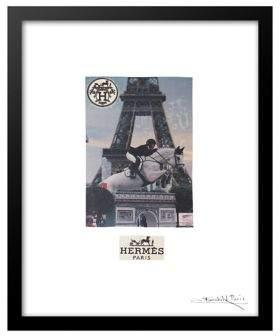 Luxe West Le Tour Eiffel Portrait