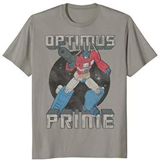 Hasbro Transformer Classic Optimus Prime Retro T-Shirt