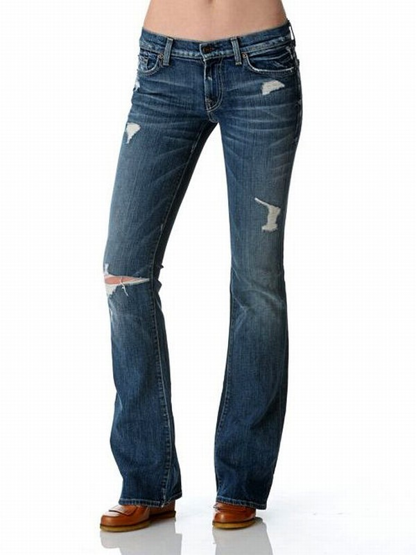 7 For All Mankind Organic Boot Cut in Vintage California