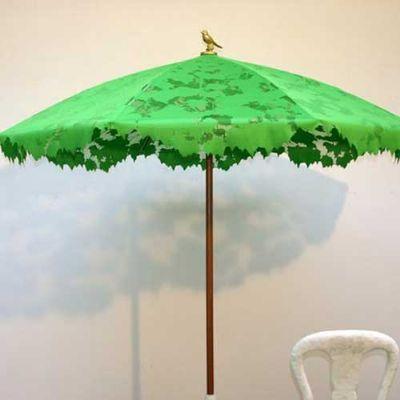 Patio Umbrella Shady Lace Green