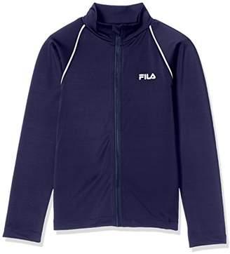 Fila (フィラ) - (フィラ) FILA(フィラ) FILA フルジップ長袖ラッシュガード128202 128202 NWT 170