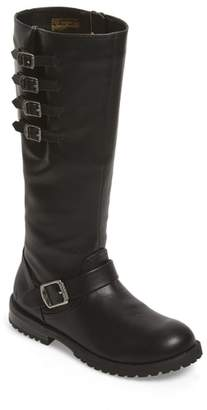 Frye Veronica Tall Buckle Strap Boot