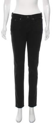 6397 Mid-Rise Skinny-Leg Jeans