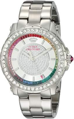Juicy Couture Women's 1901237 Pedigree Analog Display Quartz Watch