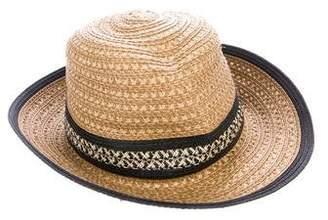 7c7a63bfaa92f Eric Javits Straw Woven Hat