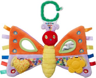 Eric Carle Newborn) Butterfly Developmental Toy