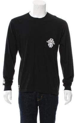 Chrome Hearts Graphic Logo T-Shirt