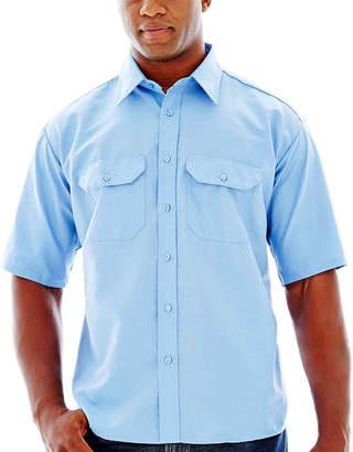 JCPenney Red Kap Sy20 Shirt-Big & Tall
