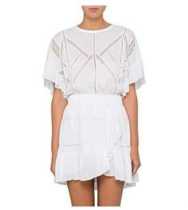 IRO Kimcey Lace Mini Dress