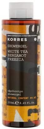 Korres White Tea Bergamot Freesia Shower Gel 250Ml