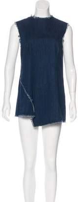 Nicholas Denim Mini Dress
