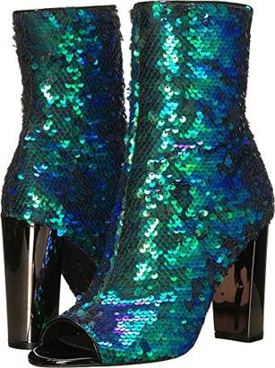 Jessica Simpson Women's Elara Fashion Boot 5 Medium US