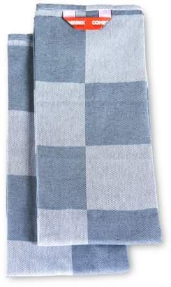 Combekk Railway Tea Towel, Set of 2