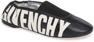 Givenchy Rivington Logo Slipper
