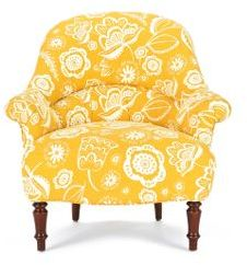 Cleo Chair, Big Bloom