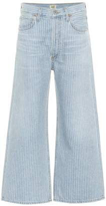 Citizens of Humanity Sacha striped high-rise jeans