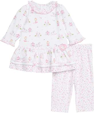 Kissy Kissy Queen of the Castle Dress & Leggings Set