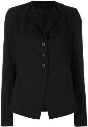 Masnada single breasted blazer