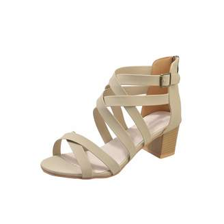 b231c85ca56a Qounfhy sandals Gladiator Sandals Women Shoes high Heels Platform Sandals  Women Ladies Sandals Plus Size Sandalia