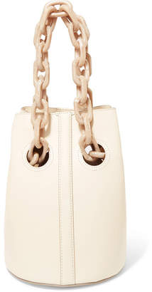 Off-White Trademark - Goodall Leather Bucket Bag